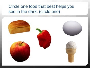 My Plate Review PowerPoint