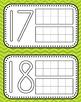 Play Dough Number Mats (11-20)