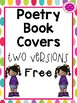 My Poetry Book Covers: FREE!