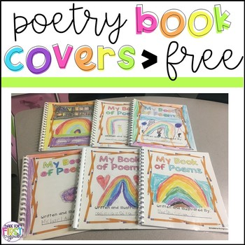 My Poetry Book Covers: Free