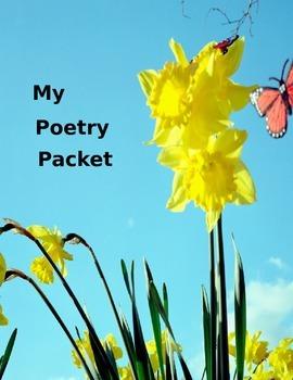 My Poetry Packet