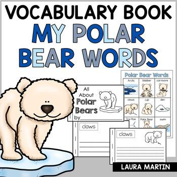 Polar Bears Vocabulary