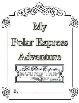 My Polar Express Adventure Writing Activity