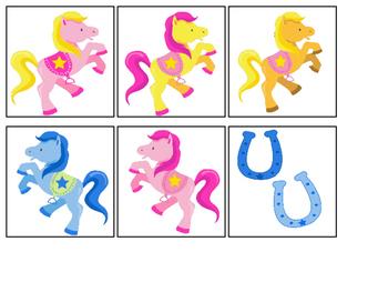 My Pony Matching