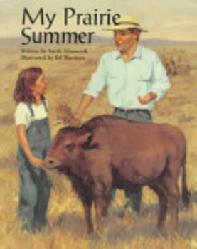 My Prairie Summer by Sarah Glasscock