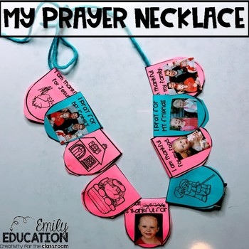 My Prayer Necklace