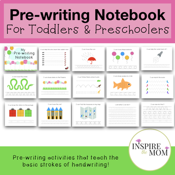 Pre-Writing Notebook