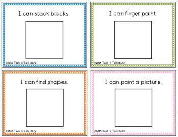 My Preschool Activities - Interactive Book