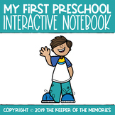 My Preschool Alphabet Interactive Notebook