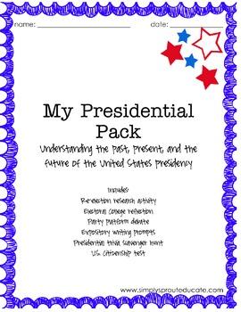 My Presidential Pack