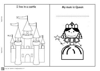 My Princess Book