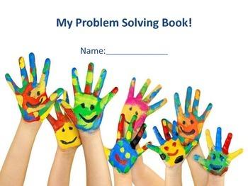 My Problem Solving Book!