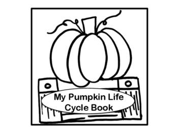My Pumpkin Book - Fits the Pumpkin Shaped Books from the Target Dollar Spot
