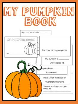 My Pumpkin Book (Math and Science)