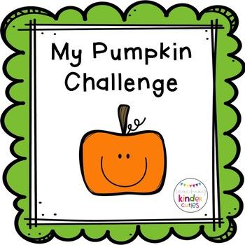My Pumpkin Challenge