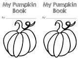 My Pumpkin Fact Book