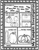 My Pumpkin Investigation Journal