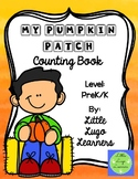 My Pumpkin Patch Counting Book