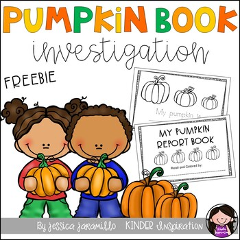 My Pumpkin Report Book