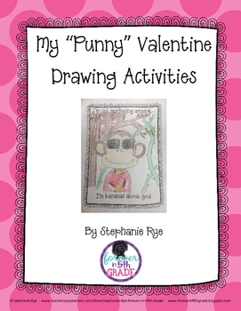 "My ""Punny"" Valentine Drawing Activities"