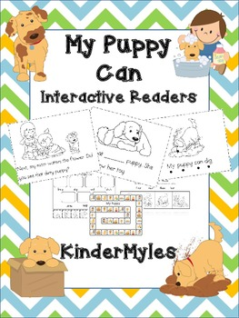 My Puppy Can Interactive Readers