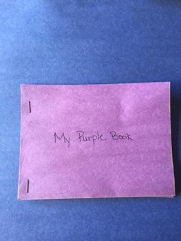 My Purple Book (individual)