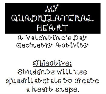 My Quadrilateral Heart