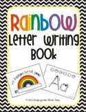 My Rainbow Writing Alphabet Book {Common Core}