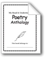 My Read/Understand Poetry Anthology, Grades 5-6
