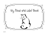 My Read and Label Book