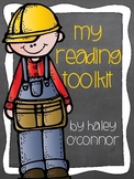 My Reader's Toolkit Freebie