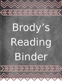 My Reading Binder