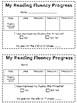 My Reading Fluency Progress