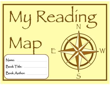 My Reading Map