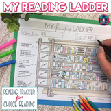 My Reading Ladder for Tracking Just Right Books