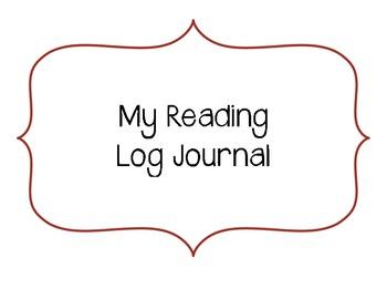 My Reading Log- A Teachers Wonderland