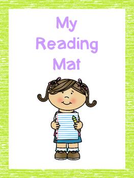 My Reading Mat