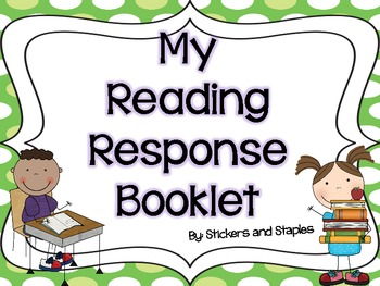My Reading Response Booklet