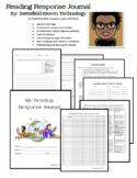 My Reading Response Journal Grades 2-5