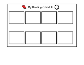 My Reading Schedule
