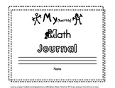 My (Real-life) Math Journal