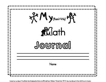My (Real-life) Math Journal