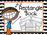 My Rectangle Book-EASY PREP!