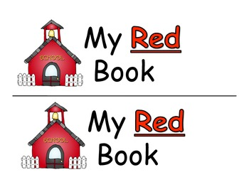 My Red Book: Speech Therapy