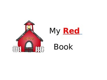 My Red Book with APP like visual EFFECTS