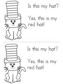My Red Hat Easy Reader