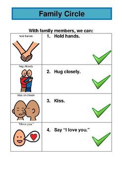 My Relationship Circles Program - Protective Behaviour Resource