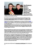My Reluctant Teen Readers_Benjamin Button Brothers in Real life