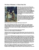 My Reluctant Teen Readers_Bluebeard. A classic Fairy Tale