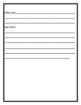 My Research Project template